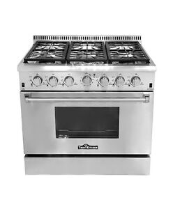 GORGEOUS NEW THOR GAS RANGE            $$$$SAVE$$$$SAVE$$$$