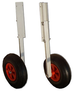 SATURN-Boat-Transom-Launching-Wheels-For-Inflatable-Aluminum-Fiberglass-Trolley