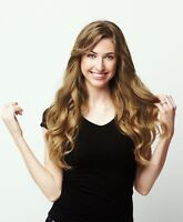 """New Luxy Hair Extensions - 160g 20"""" Remy Hair"""