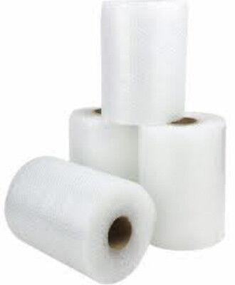 Small Bubblewrap Packaging Rolls x4 750mm x 100m