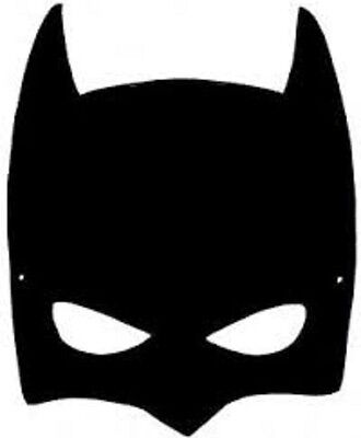 + maschera facciale di BATMAN per carnevale o Halloween Party supereroi