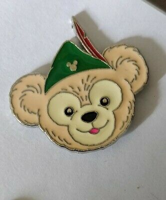 .Disney trade pins Duffy robin hood  (I COMBINE THE P&P)44
