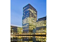 CANARY WHARF Office Space to Let, E14 - Flexible Terms | 2 - 85 people