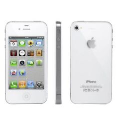 iPhone 4s 16GB White Unlocked Grade A