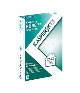 Antivirus Kaspersky Pure Total Protection Security anti-virus