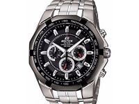 Casio Edifice watch in excellent condition