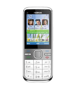Nokia-C5-00-White-With-Excellent-Battery-amp-Charger