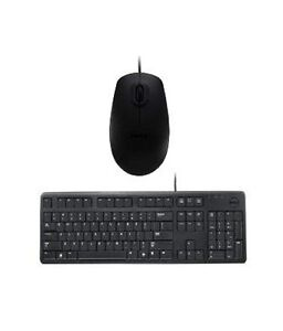 Dell Wired Mouse and Keyboard
