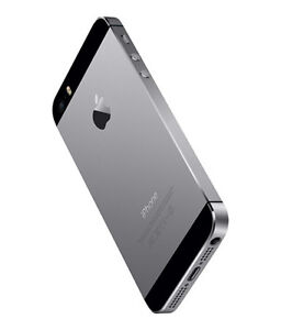 Iphone 5s 32G -with Mophie Case-Locked to Bell Cambridge Kitchener Area image 1