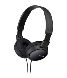 Sony MDR ZX110A Wired Headphones On Ear Stereo Headphones