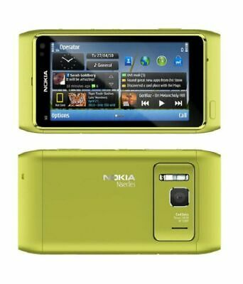 Nokia  N8-00 - 16GB - Grün Symbian Smartphone N8 - NEU / OVP