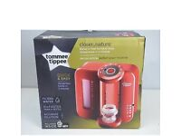 Tommy Tippee perfect Prep Machine - RED, Excellent Condition, Boxed