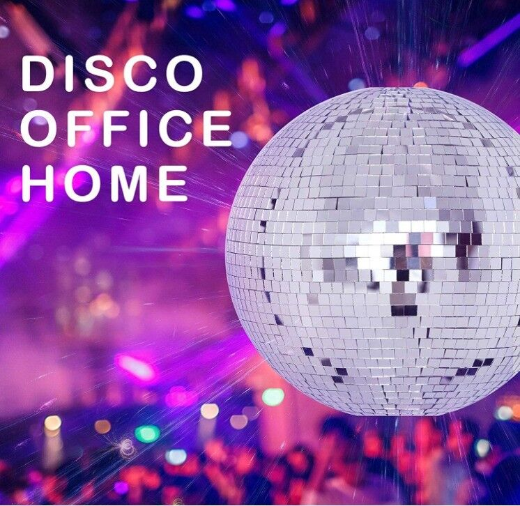 """8"""" 12"""" 20"""" Large Mirror Disco Glass Ball DJ Dance Home Party Club Stage Lighting"""