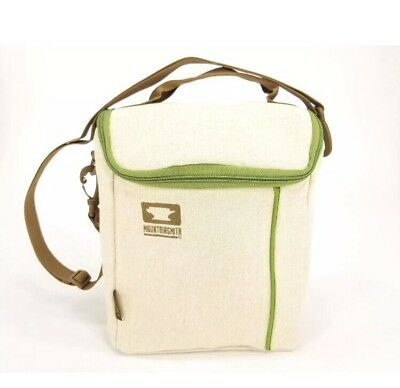 RARE Dogfish Head Beer Canvas Hemp Insulated Cooler - Mountainsmith - The Sixer