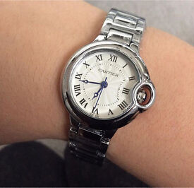 Cartier style watch