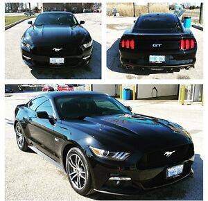 Ford Mustang GT Premium Coupe (2 door) SUMMER DRIVEN ONLY