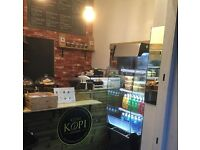 Small Coffee Shop FOR SALE in North West London - Near to Tube Station