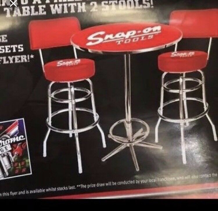 Snap on bar stool and bar table set | in Ipswich, Suffolk ...
