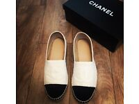 Chanel espadrilles 100% authentic