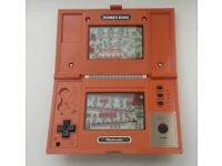 WANTED_Vintage Electronic Games