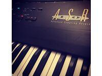 Ensoniq ASR-10 61 key Sampler