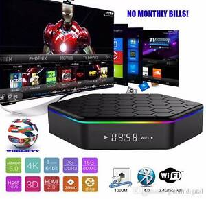 World TV Box (No Sign up or Monthly Bills!) Regents Park Auburn Area Preview