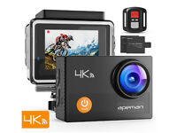4K action camera UHD WIFI BRAND NEW
