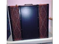 Royal vintage suitcase