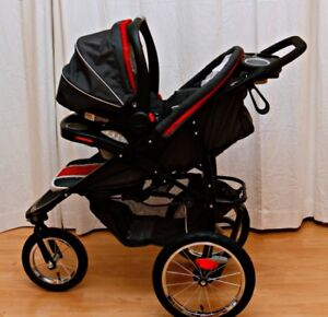 GRACO Fast Action Jogging Travel System