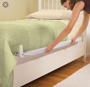 Out of sight Bed Side Rail