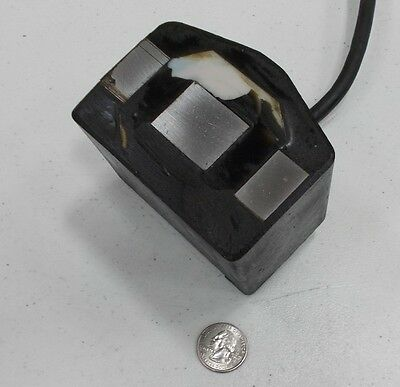Vibratory Feeder Coil Electromagnet That Will Lift 397 Pounds 24vdc