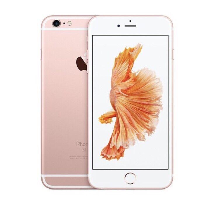 6S 16GB, SHOP WARRANTY & RECEIPT, GOOD CONDITION, ROSE GOLD