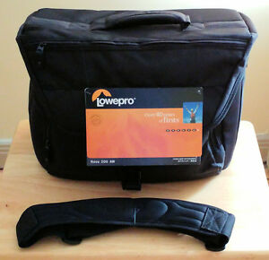 Sac camera neuf Lowepro Nova 200 AW photo case new Nikon Canon