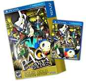 Persona 4 Solid Gold