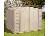 Plastic Storage Shed WANTED!!