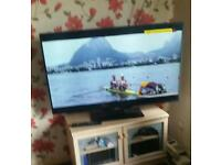 Finlux 50in smart led tv
