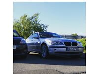 BMW 3 Series, MV2 Alloys (original in with sale too), 2 new front wings, great condition interior
