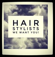Hair Stylist Wanted!