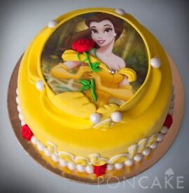 Birthday cake to be made