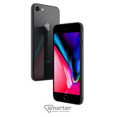 Apple iPhone 8 - 64GB - Space Gray - Fully Unlocked