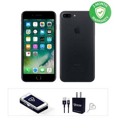 Apple iPhone 7 Plus - 32GB - Black - Fully Unlocked
