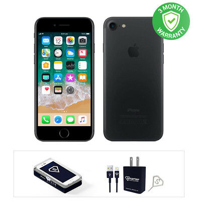 Apple iPhone 7 Plus - 128GB - Black- Fully Unlocked