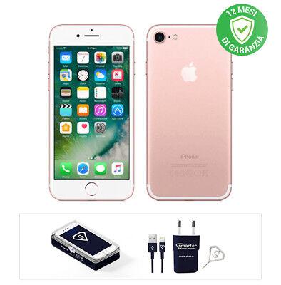 Apple iPhone 7 128GB Oro Rosa Ricondizionato Garanzia 12 Mesi