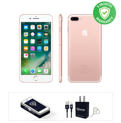 Apple iPhone 7 Plus - 32GB-Rose Gold-Fully Unlocked](iphone 7 plus gold 32gb)