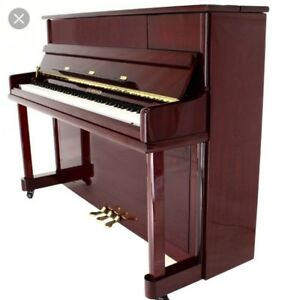 Wanted to buy: piano