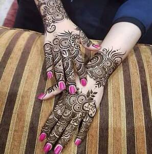 Henna tattoo Karvachauth special Bentley Canning Area Preview
