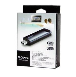 SONY BRAVIA UWA-BR100 USB Wireless LAN Network Adapter Dongle UWABR100   NEW