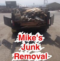 Mike's Services 902.880.7790 Junk Removal, Demolitions and More