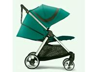 Mamas and Papas Armadillo Xt Pushchair in Teal. BRAND NEW IN BOX