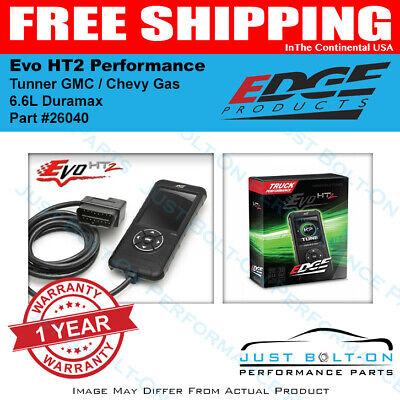 Edge Evo HT2 Tuner 2001-2019 GMC Chevy 4.8L 5.3L 5.7L 6.0L 6.2L 7.4L 8.1L  26040